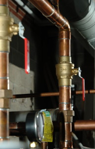 Drain Rescue water shut off valve leaking