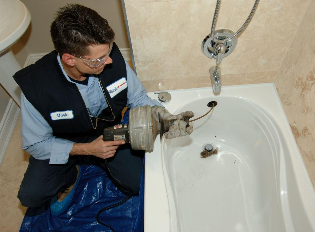Shower drain clogged shower repair and installation for How much to refurbish a bathroom